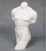 Статуэтка Торс мужчины (Глазурь) WS-101/2