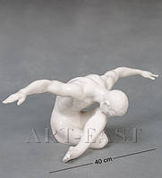 Статуэтка Атлет (Глазурь) WS-108/2