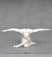 Статуэтка Атлет (Глазурь) WS-107/2