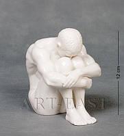 Статуэтка Атлет (Глазурь) WS-105/2