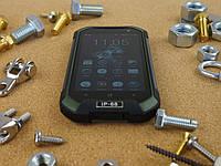 """Смартфон BLACKVIEW BV6000 противоударный зеленый (ip68,  """" 4.7-экран,  памяти 3/32, акб 4200мАч)"""