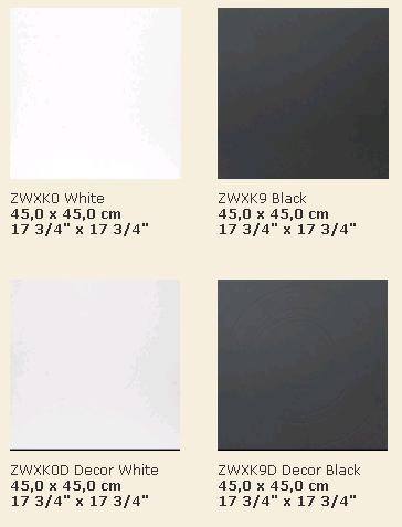 Плитка облицовочная Absolut 45x45