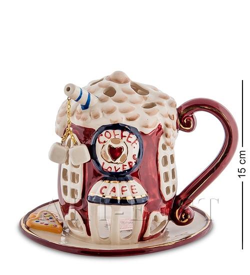 Подсвечник Кафе влюбленных BS-11