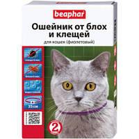 Beaphar Ungezieferband ошейник для кошек 35 см фиолетовый