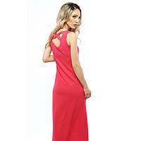 Платье макси 2 в 1 — Малина бесплатная доставка новой почтой Love and carry, фото 1