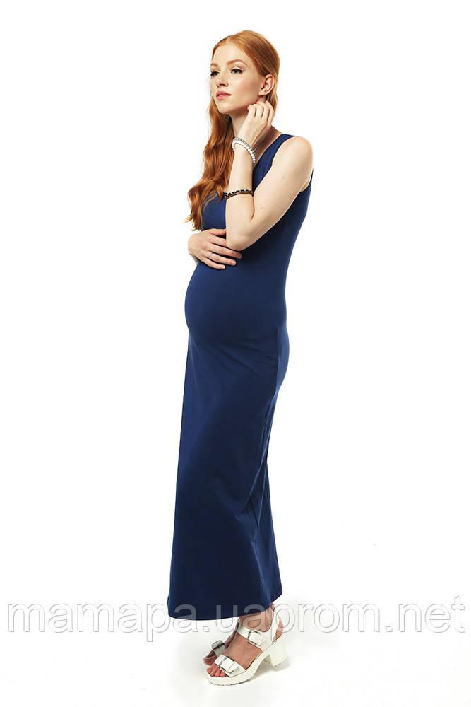 Платье макси 2 в 1 — Нэви бесплатная доставка новой почтой Love and carry