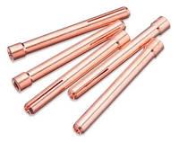 Цанги и электрододержатели для аргоновых горелок WIG/TIG
