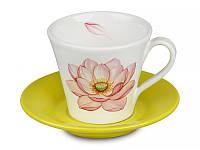 Подарочная чашка с блюдцем от Nuova Cer 612-010