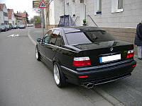 Бленда на БМВ Е36, BMW E36