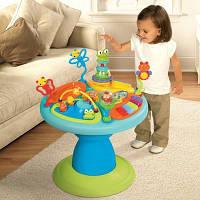 """Игровой центр, музыкальный столик Bright Starts """"Мои первые животные"""""""