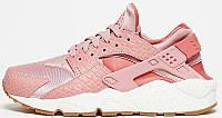 Женские кроссовки Nike WMNS Air Huarache Run Premium Pink