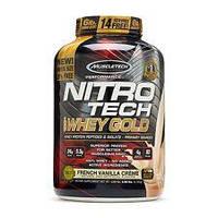 MuscleTech Nitrotech Whey Gold 2.72kg