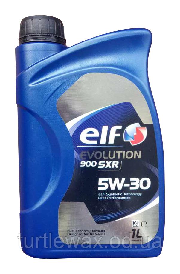 Масло моторное ELF Evolution 900 SXR 5W-30, 1л