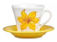 Подарочная чашка с блюдцем от Nuova Cer 612-116