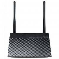 Беспроводной маршрутизатор ASUS RT-N12+ 802.11n 300Mbit 4port 10/100, 2x5dBi несъемные антенны