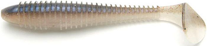 "Силикон Keitech Swing Impact FAT 2.8"" (8 шт/упак) ц:420 pro blue red pearl (1551.00.77  4560262574702)"