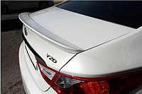 Спойлер на Hyundai Sonata