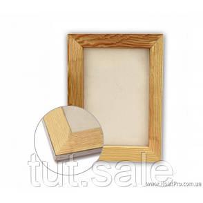Холст на подрамнике, для живописи и рисования, 20х30см, фото 2