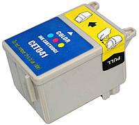 Картридж WOX для Epson T041 Color (C13T04104010)