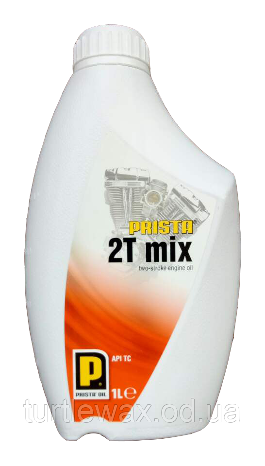 Масло моторное PRISTA 2T MIX, 1л