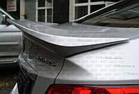 Спойлер на Hyundai Accent 2011