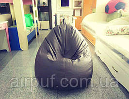 Кресло-овал (материал эко-кожа Зевс), размер 120*90 см