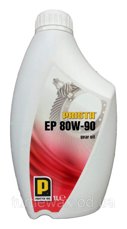 Масло трансмиссионное PRISTA EP 80W-90, 1л