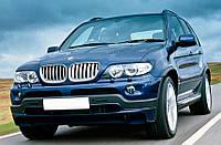 Накладка переднего бампера BMW Х5 Е53 под 4.8is