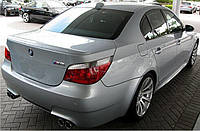 "Лип спойлер ""сабля"" на БМВ е60 М5, BMW E60 M5"
