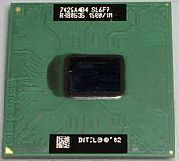 Процессор Intel Pentium M (1.50 GHz, 1M Cache, 400 MHz)