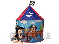 Палатка Детская M 3317 Замок, домик 105-105-125 см