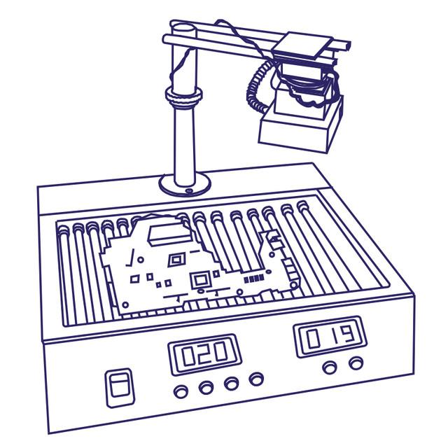 Ремонт паяльного оборудования, обслуживание, продажа, изготовление