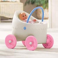 Детская игровая коляска