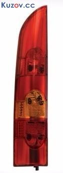 Задний фонарь Renault Kangoo 03-09 правый (Depo) 1-дверь 551-1938R-LD-UE 8200150621