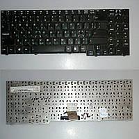 Клавиатура для ноутбуков Asus F7E, F7F, M51, M51E, M51SN. RU, Black (04GND91KRU10)