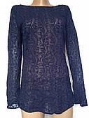 Женская блуза Loft женская из вышитого эластичного шифона размер M