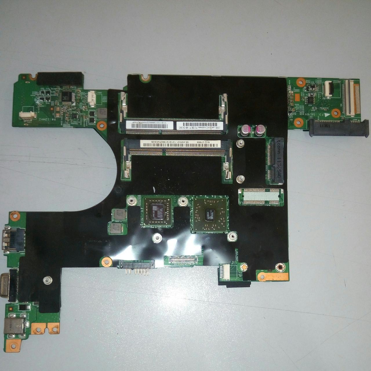 Материнская плата Lenovo idea Pad S205