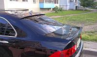 Бленда, спойлер козырек на Хонда Аккорд 7, Honda Accord 7