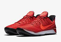 Кроссовки мужские баскетбольные Nike Kobe 11 Eulogy (найк леброн) красные