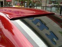 Lexus IS 250. Дефлектор (спойлер) на стекло (Wald)