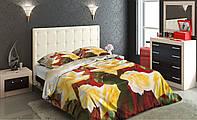 Двуспальный комплект постельного белья Ранфорс