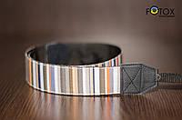Нашейный, плечевой ремень для фотоаппарата Nikon, Canon, Sony и тд. (№048), фото 1
