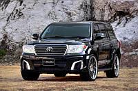 Комплект обвеса Тойота Ленд Крузер 200 Wald Black Bison style