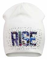 Молочная шапка Rise