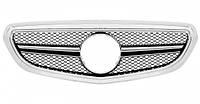 Решетка радиатора на Мерседес W212/S212/E стиль Avantgarde