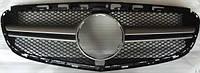 Решетка радиатора на Мерседес W212 стиль Avantgarde