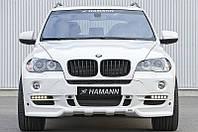 !Акция!!! Комплект обвеса БМВ Х5 Хаманн е70