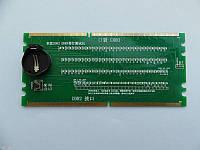 Тестер разъема слота памяти DDR2/DDR3 для компьютера