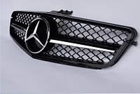 Решетка радиатора на Мерседес W204 стиль С63 AMG