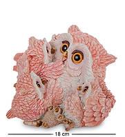 "Фигурка Совы ""Счастливая мама"" 18x18,5x12 см., полистоун Sealmark, США, фото 1"